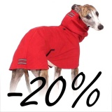 SOFA Dog Wear - 3 days with the softshell raincoat Gabriel