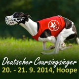 SOFA Dog Wear - Deutscher Coursingsieger 2014, 20. 9. - 21. 9. Hoope