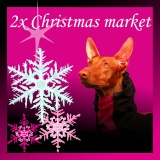 SOFA Dog Wear - 2x Christmas market