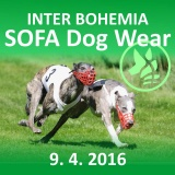 SOFA Dog Wear - 9.4.2016: Inter Bohemia SOFA Dog Wear