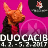 SOFA Dog Wear - DUOCACIB BRNO 4. - 5. 2. 2017