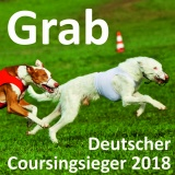 SOFA Dog Wear - Deutscher Coursingsieger 2018