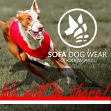 SOFA Dog Wear - FCI European Coursing Championship 2014