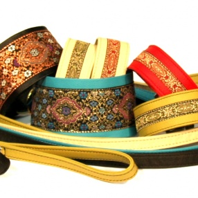 Decors & Colours (leather collars and leads)